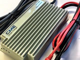 12V-96V Battery Chargers · CME-Lux Oy